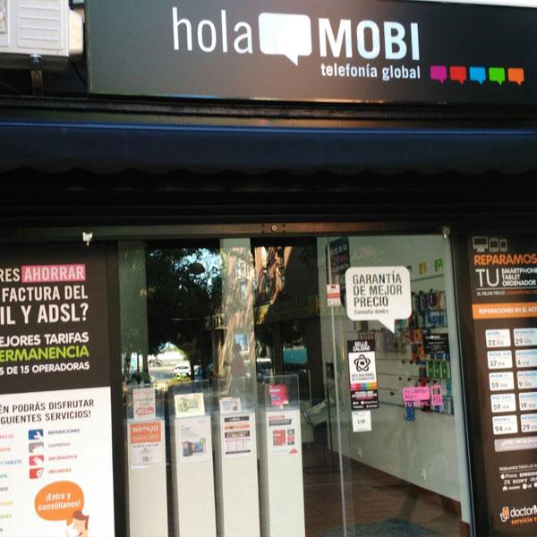HOLAMOBI MADRID VALLECAS